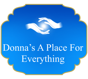 Donna's A Place For Everything